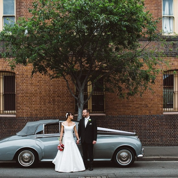 Lauren+Matt // Sydney Wedding Photographer