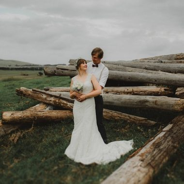 Jessica+Brendon // Gerringong Wedding