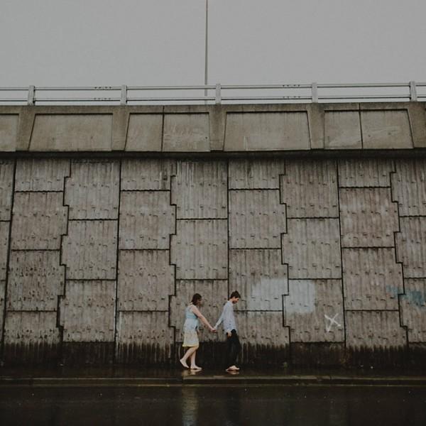 Clare+Sam // Engaged