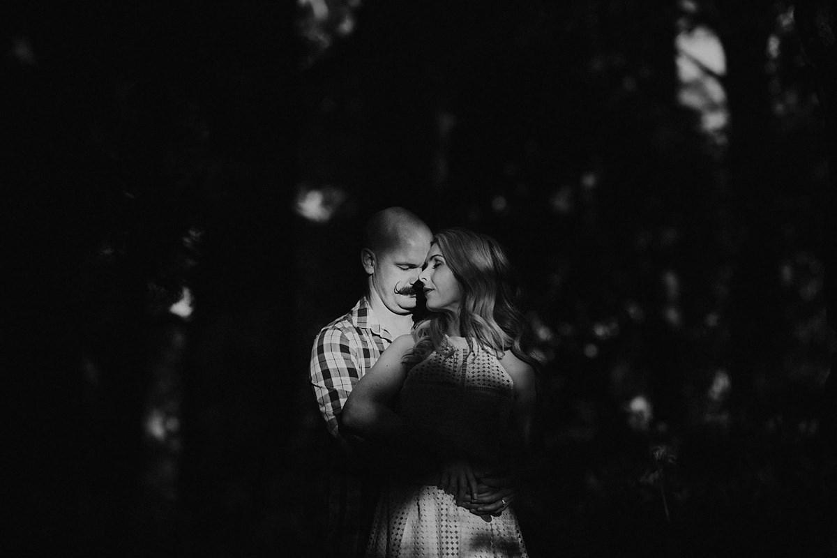 milton park bowral engagement shoot