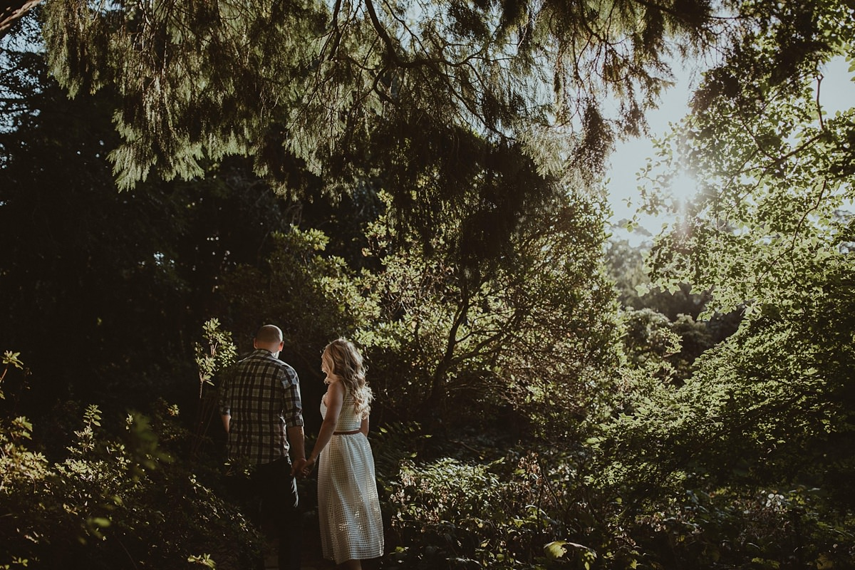 milton park bowral engagement shoot