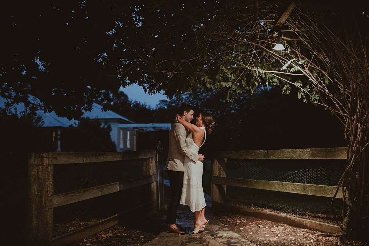willow farm south coast wedding