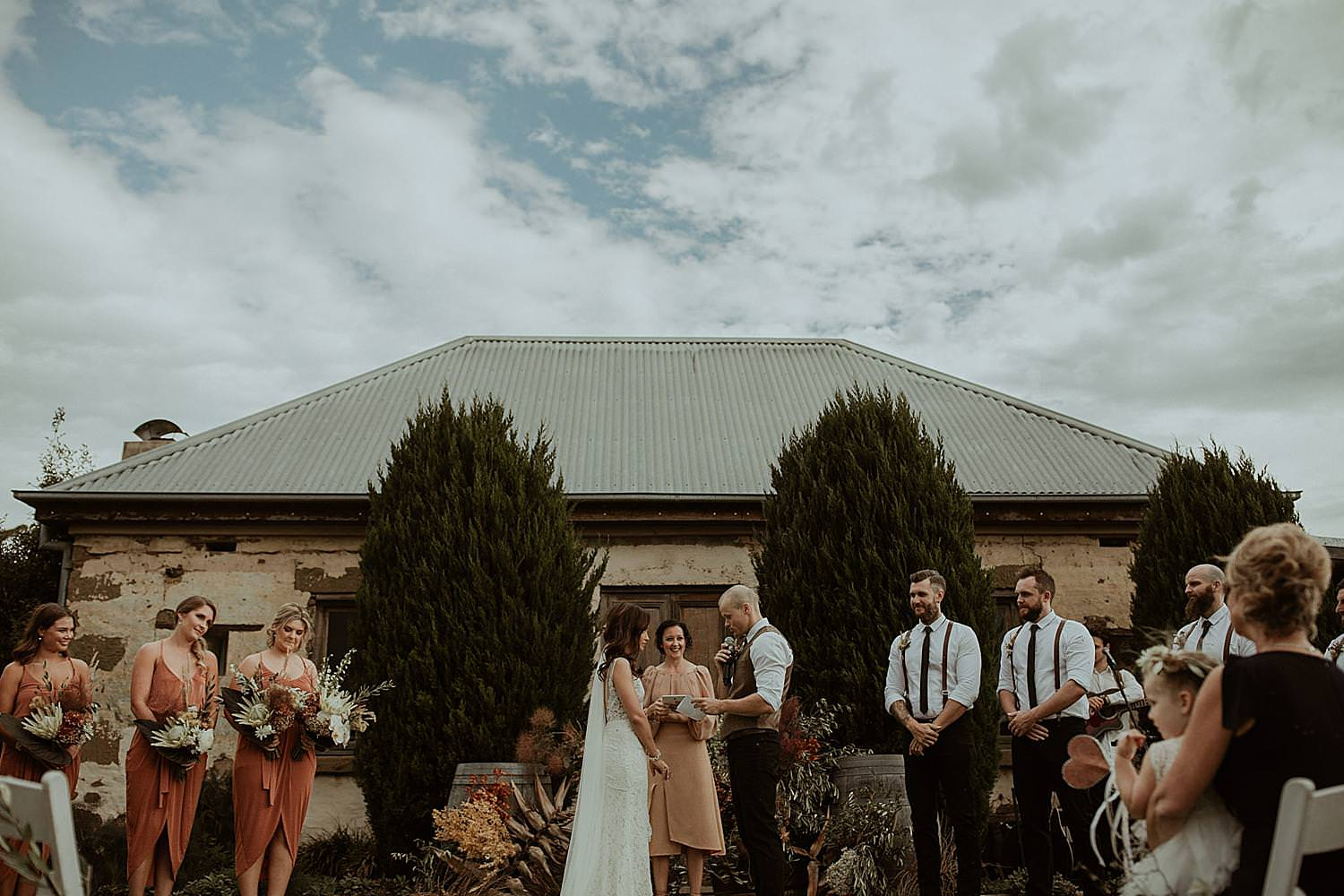 cupitts winery wedding south coast
