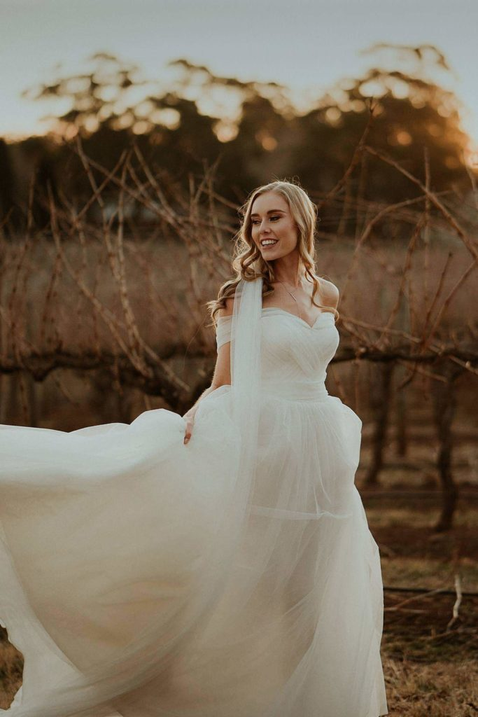 centennial vineyards wedding bowral