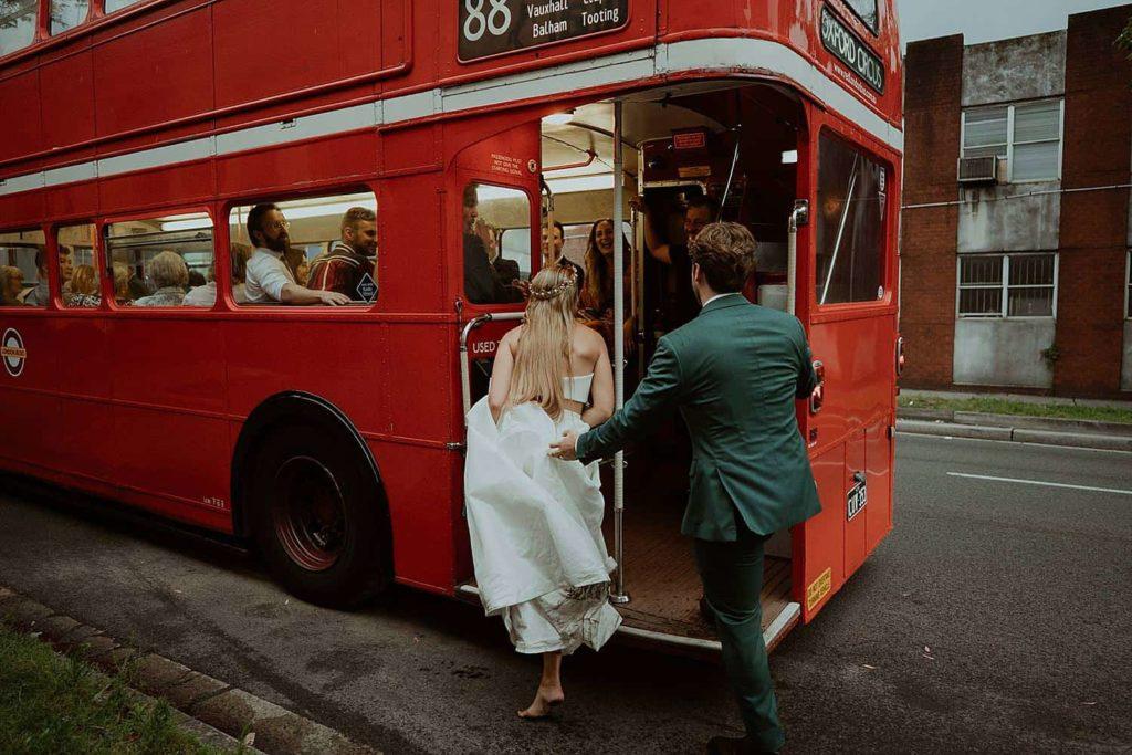 Eclectic Bohemian Sydney Wedding