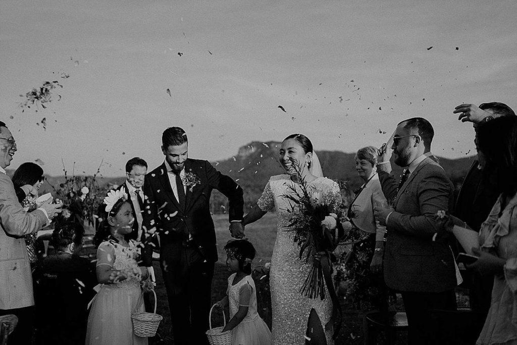 Margan Winery Hunter Valley Wedding