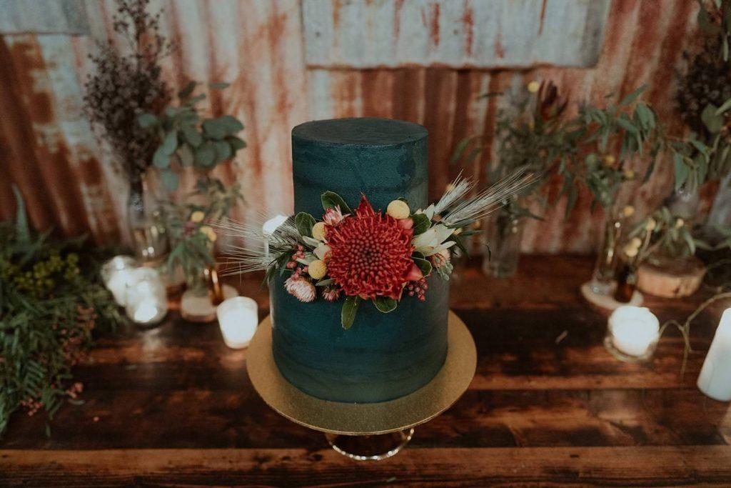 creative DIY farm wedding